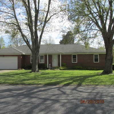 McCracken County Single Family Home For Sale: 6340 Connie Sue Avenue