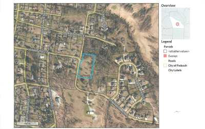 Paducah Residential Lots & Land For Sale: Starhill Rd