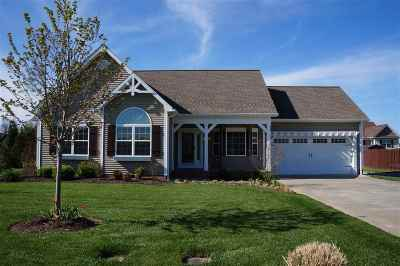 Murray Single Family Home For Sale: 2252 Hal Drive