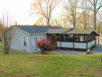 Cadiz KY Manufactured Home For Sale: $166,500