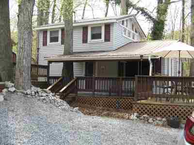 Cadiz KY Single Family Home For Sale: $69,900
