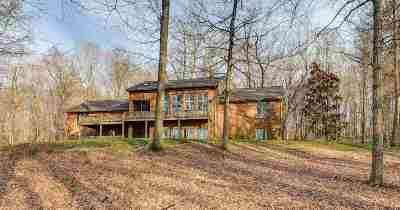Lyon County, Trigg County Single Family Home For Sale: 97 Wheaton Way