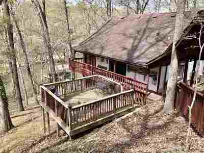 Eddyville Single Family Home For Sale: 489 Driftwood