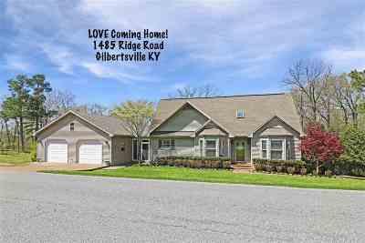 Marshall County Single Family Home Contract Recd - See Rmrks: 1485 Ridge Road