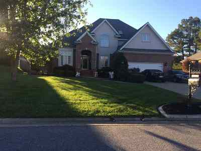 Paducah Single Family Home For Sale: 275 Cascade
