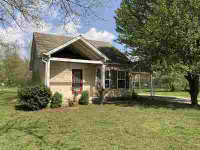 Murray Single Family Home Contract Recd - See Rmrks: 180 Browns Grove Rd