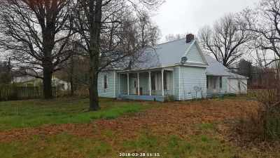 Melber Single Family Home For Sale: 8640 Clinton Road