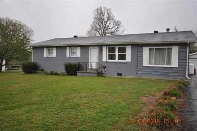 Ledbetter Single Family Home For Sale: 190 Marsha Drive