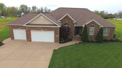 Paducah Single Family Home For Sale: 315 Cimarron Cove