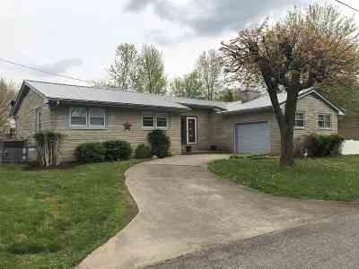 Benton Single Family Home For Sale: 2001 Park Avenue