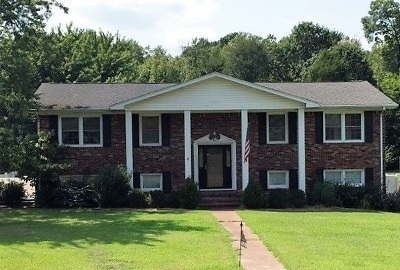 Paducah Single Family Home Contract Recd - See Rmrks: 409 Oakcrest Drive