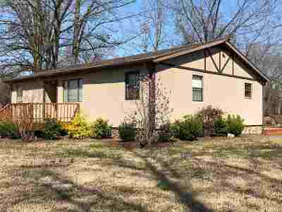 Benton Single Family Home Contract Recd - See Rmrks: 384 Union Hill Rd