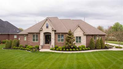 McCracken County Single Family Home For Sale: 6321 Burchell Cove