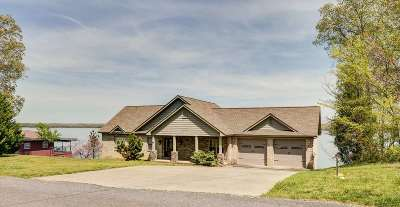 Calloway County, Marshall County, Henry County Single Family Home For Sale: 96 Lakepoint Lane