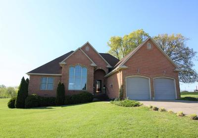 Single Family Home For Sale: 210 Choctaw Dr