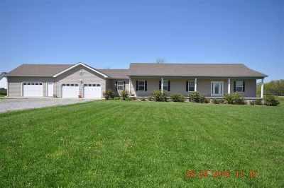 Benton Single Family Home Contract Recd - See Rmrks: 67 Tiger Lake Cove
