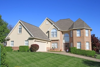 Paducah Single Family Home For Sale: 180 Spring Valley Dr