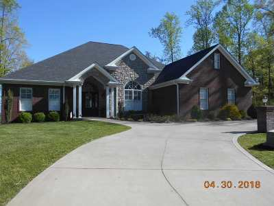 Trigg County Single Family Home For Sale: 308 Sequoyah Trail