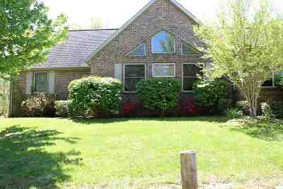 Calloway County, Marshall County, Henry County Single Family Home For Sale: 274 Tacklebox Lane