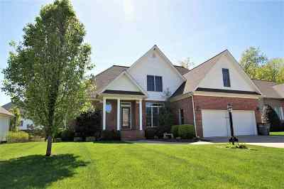 McCracken County Single Family Home For Sale: 235 Spring Valley Drive