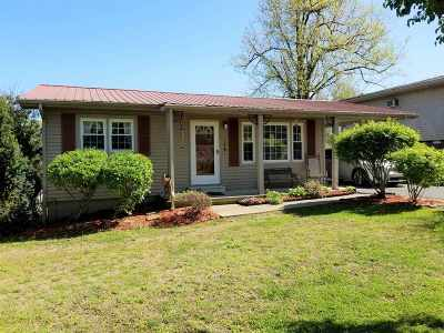 Grand Rivers Single Family Home For Sale: 120 Calhoun Drive