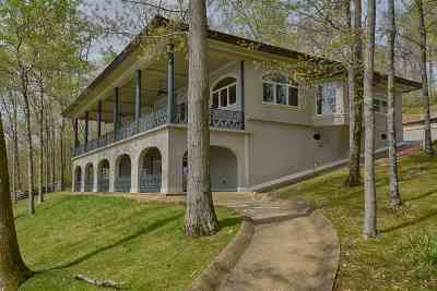 Livingston County, Lyon County, Trigg County Single Family Home For Sale: 324 Northshore Loop