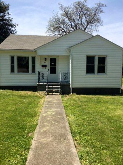 Benton Single Family Home For Sale: 814 Birch Street