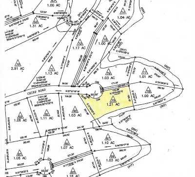 Calloway County, Marshall County, Henry County Residential Lots & Land For Sale: Lot 79 Chirp
