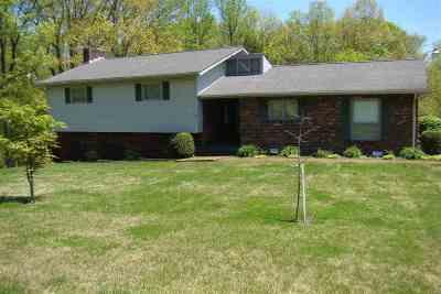 McCracken County Single Family Home For Sale: 5040 Moss Lane