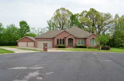 Paducah Single Family Home For Sale: 285 Meadow Ridge Court