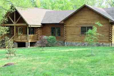Calloway County Single Family Home For Sale: 233 Deepwood