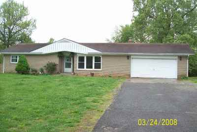 Gilbertsville Single Family Home Contract Recd - See Rmrks: 2534 Tatumsville Hwy