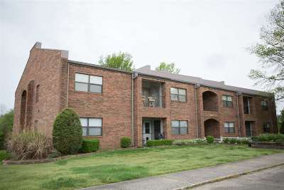 Murray Condo/Townhouse Contract Recd - See Rmrks: 1005 Southwood Unit #4