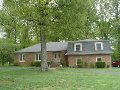 McCracken County Single Family Home For Sale: 320 Whippoorwill Lane