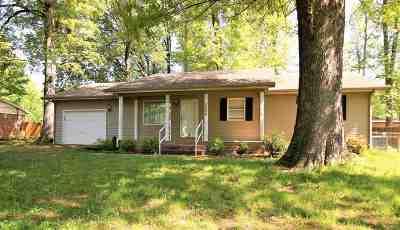 Paducah Single Family Home For Sale: 3020 Hovekamp