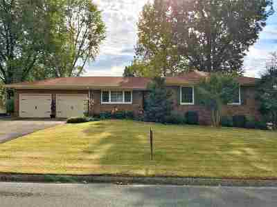Paducah Single Family Home For Sale: 23 Margaret Court