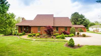 Paducah Single Family Home For Sale: 250 Orchard View Drive
