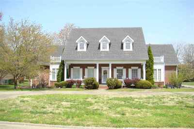 Paducah Single Family Home For Sale: 6429 Stinespring