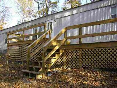 Gilbertsville Manufactured Home For Sale: 433 Imogene Dr.