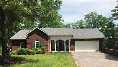 Calloway County, Marshall County Single Family Home For Sale: 2442 Bayridge Road
