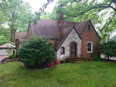 Murray Single Family Home Contract Recd - See Rmrks: 1103 Sycamore