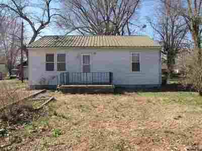 Paducah KY Single Family Home Contract Recd - See Rmrks: $19,900