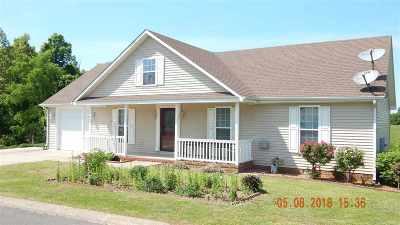 Benton Single Family Home For Sale: 194 Tara Ct