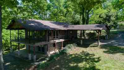 Trigg County Single Family Home For Sale: 218 N Lakeshore