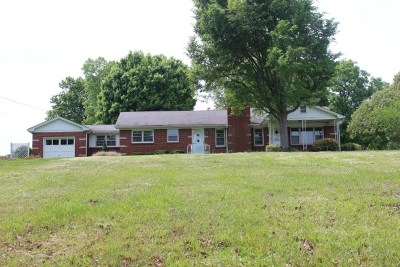 Murray Single Family Home For Sale: 4203 N Hwy 641