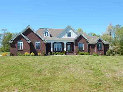 Mayfield Single Family Home For Sale: 330 Johnnie Road