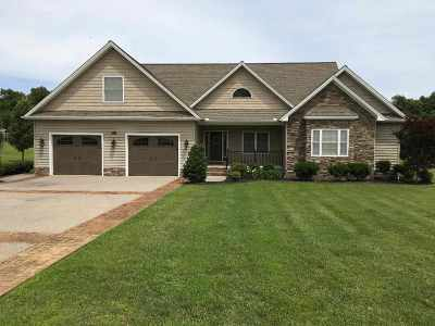 Paducah Single Family Home For Sale: 180 Valor Court