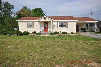 Benton Single Family Home For Sale: 4134 Wadesboro Road N
