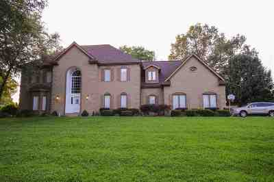 Paducah Single Family Home For Sale: 700 Whitney Drive