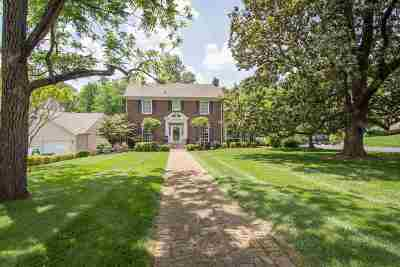 Paducah Single Family Home Contract Recd - See Rmrks: 201 Sycamore Drive